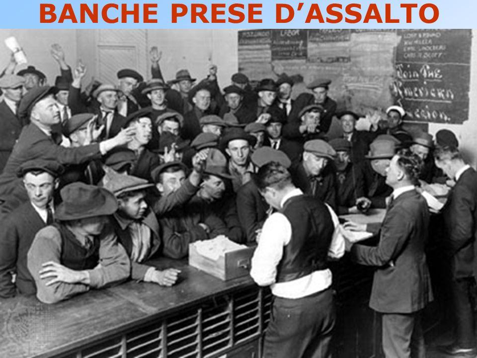 BANCHE PRESE DASSALTO