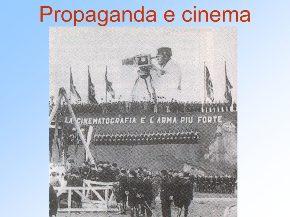 Propaganda e cinema