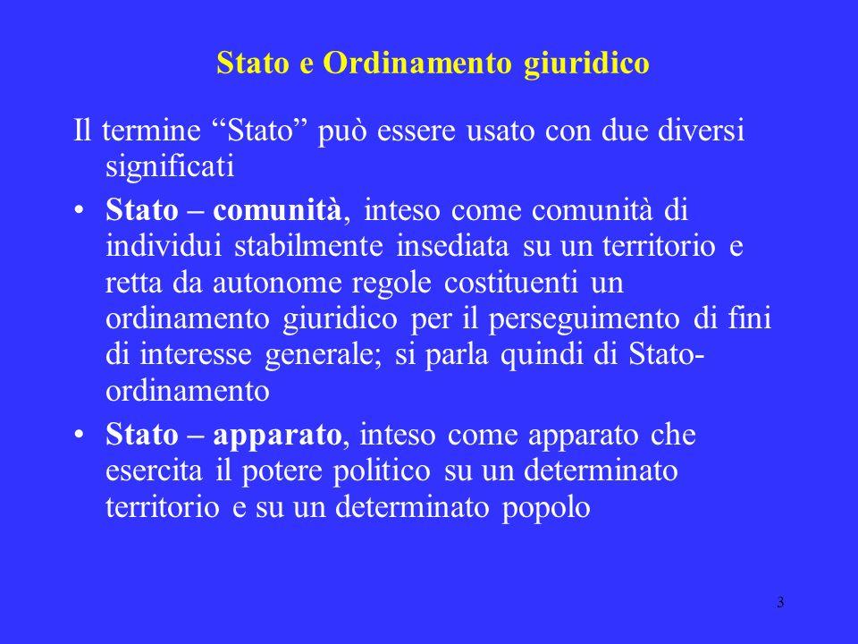 2 Agenda La Pubblica Amministrazione e il processo di riforma (3-51) Principi generali –ordinamento giuridico, funzioni e poteri dello Stato, gerarchi