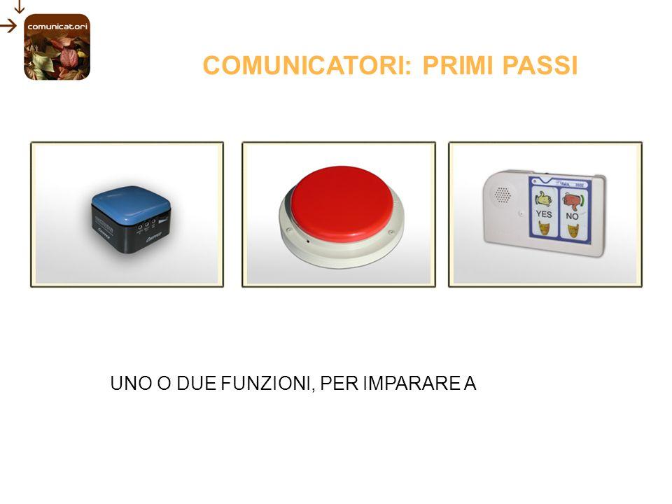 INTRODUZIONE ALLA COMUNICAZIONE C.A.A ISAAC PCS. BLISS …
