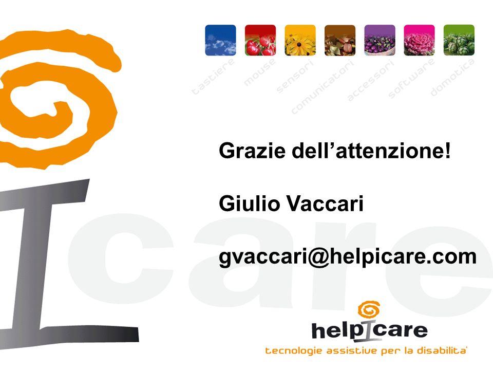 LA CLASSIFICAZIONE: www.eastin.info Portale europeo dedicato allinformazione relativamente alle tecnologie assistive. Referente Italiano che valida gl