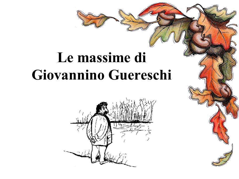 Le massime di Giovannino Guereschi