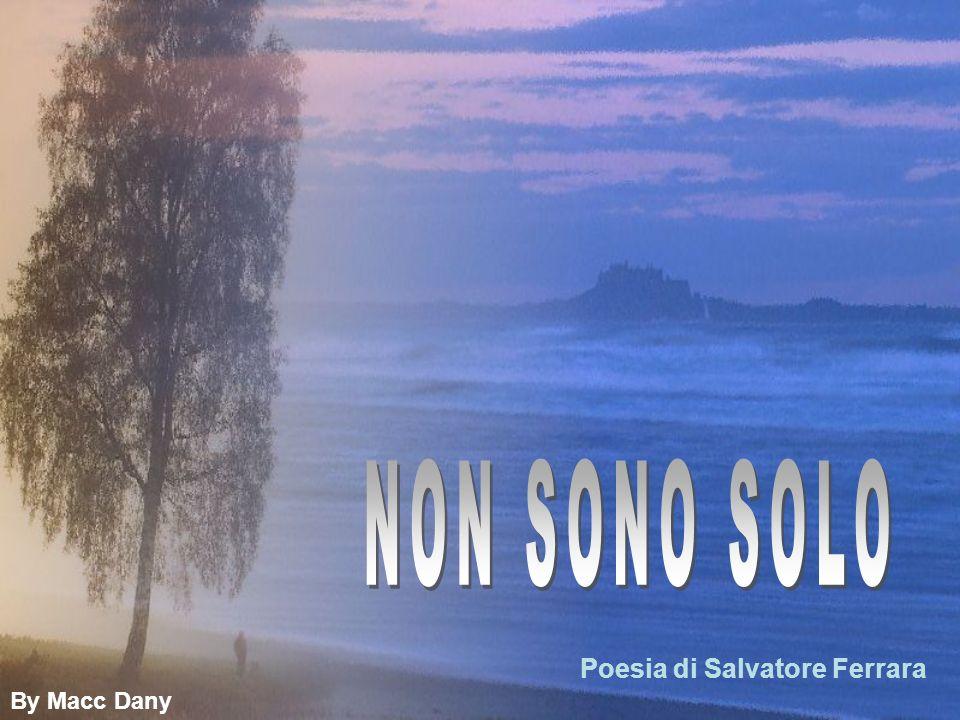 Poesia di Salvatore Ferrara By Macc Dany