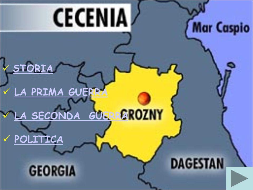 Gia da prima che avvenissero le guerre cecene la rep.cecena cercava di ottenere l Indipendenza..
