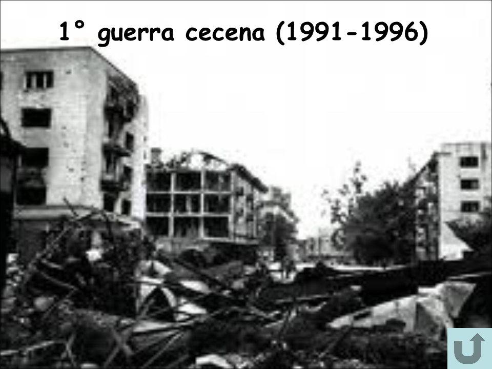 Il conflitto tornò a divampare nel 1999, annullando di fatto il trattato esistente, dando inizio alla seconda guerra cecena.