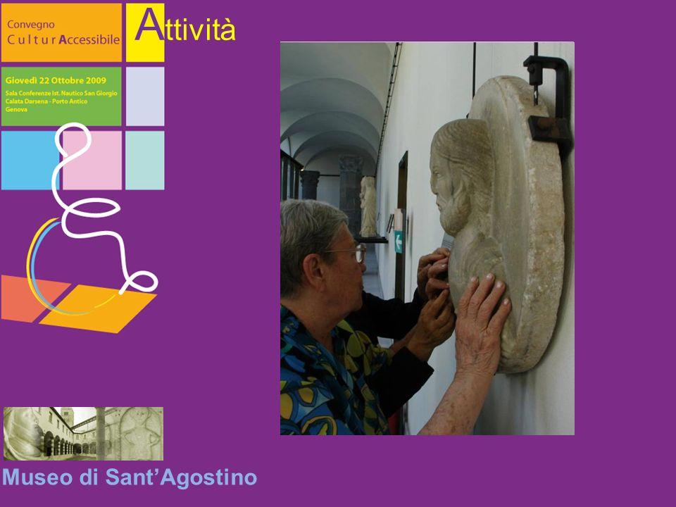 Museo di SantAgostino A ttività