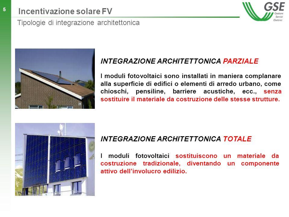 16 Inverter degli impianti in esercizio al 1° maggio 2008 ordinati per paese di provenienza 100 % = 10.343 impianti Incentivazione solare FV Realizzazioni
