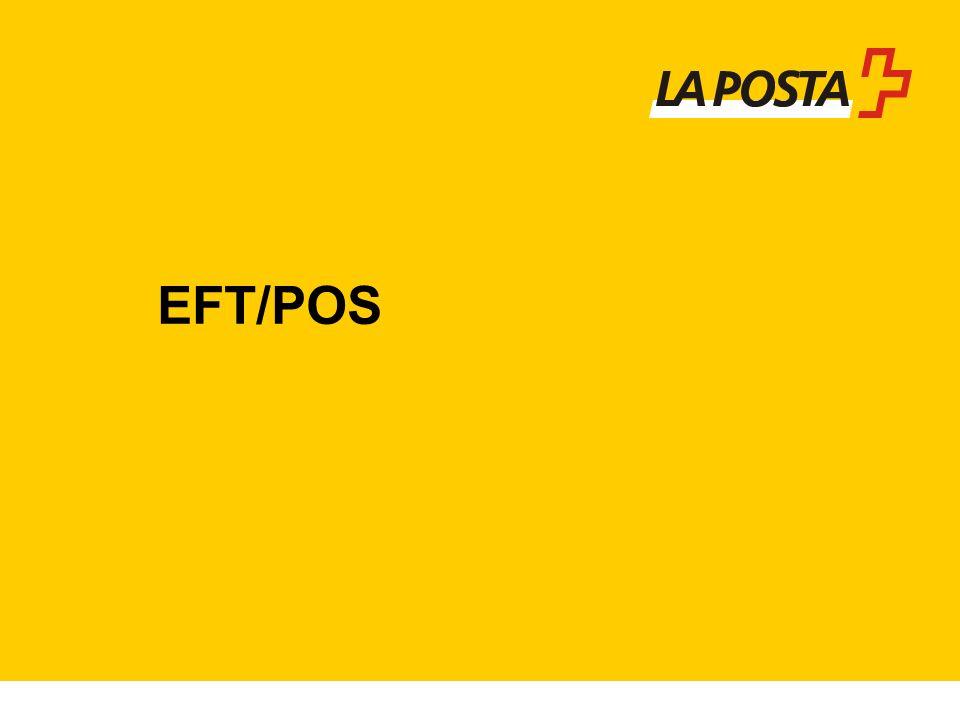 4 Traffico dei pagamenti EFT/POS Pagamento elettronico al punto di vendita Electronic Funds Transfer at the point of Sale