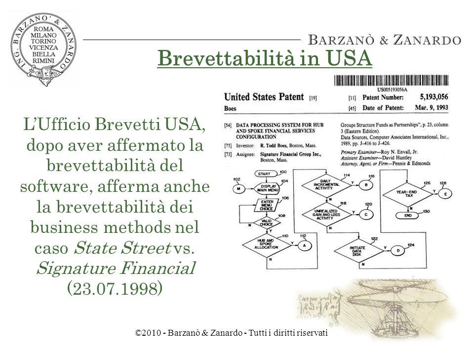 ©2010 - Barzanò & Zanardo - Tutti i diritti riservati Tutela delle interfacce grafiche Protezione estetica dei prodotti industriali è ottenibile anche per le presentazioni di informazioni, quali interfacce grafiche pagine web Legge Modelli