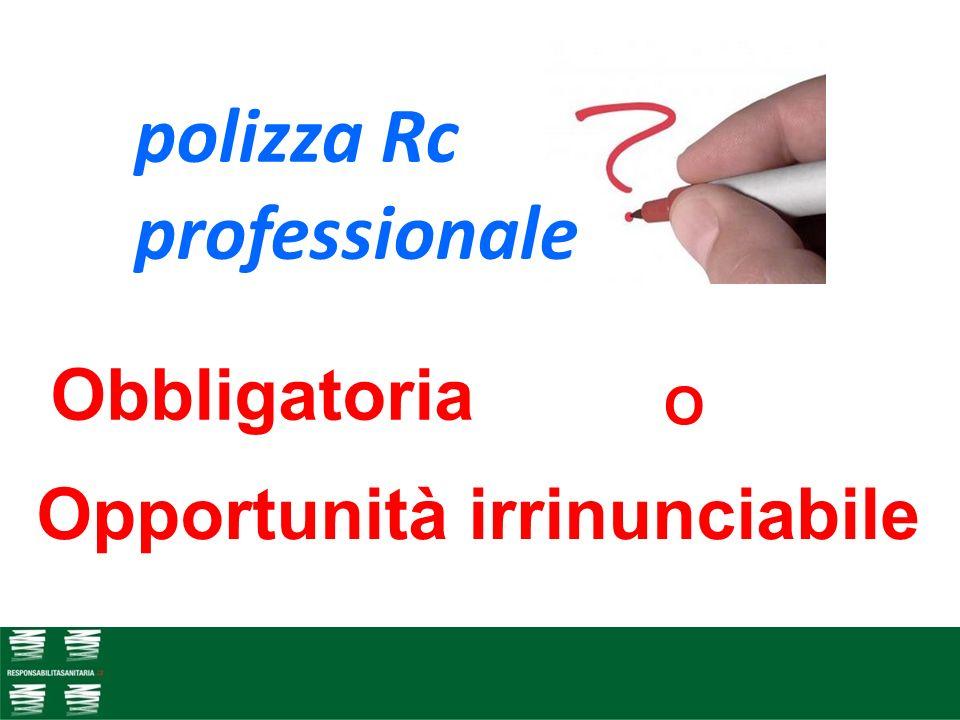 Rinvio obbligo assicurazione R.C.