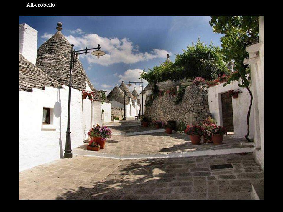 Il villaggio abbandonato di Craco (?)
