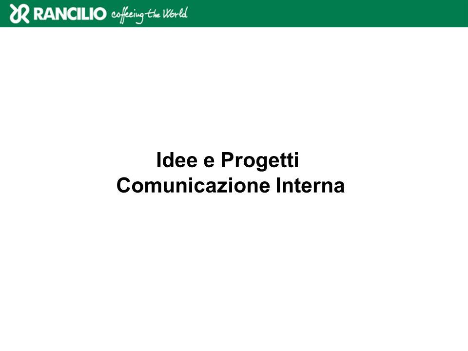 Idee e Progetti Comunicazione Interna