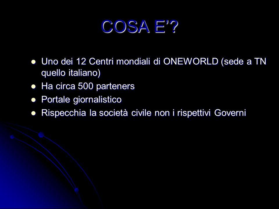 COSA E.