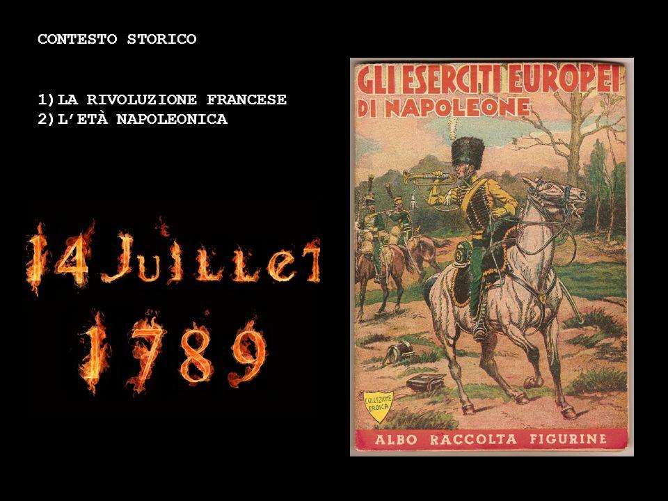 NAPOLEONE IN ITALIA: GENERA ILLUSIONI, POI DELUSE (SOPRATTUTTO CON LA CONCESSIONE AGLI AUSTRIACI DI VENEZIA NEL 1797 CON IL TRATTATO DI CAMPOFORMIO) CONTRIBUISCE COMUNQUE ALLA MODERNIZZAZIONE GIURIDICA, AMMINISTRATIVA ED ECONOMICA DELLITALIA SOTTO NAPOLEONE INIZIA A FORMARSI UNA COSCIENZA NAZIONALE