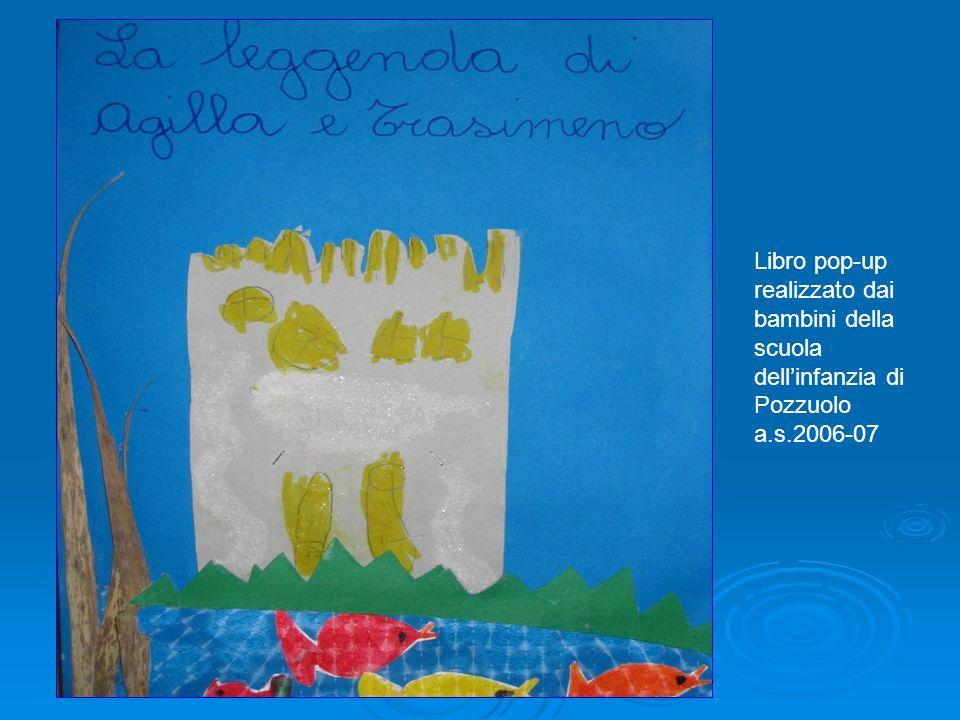 Libro pop-up realizzato dai bambini della scuola dellinfanzia di Pozzuolo a.s.2006-07