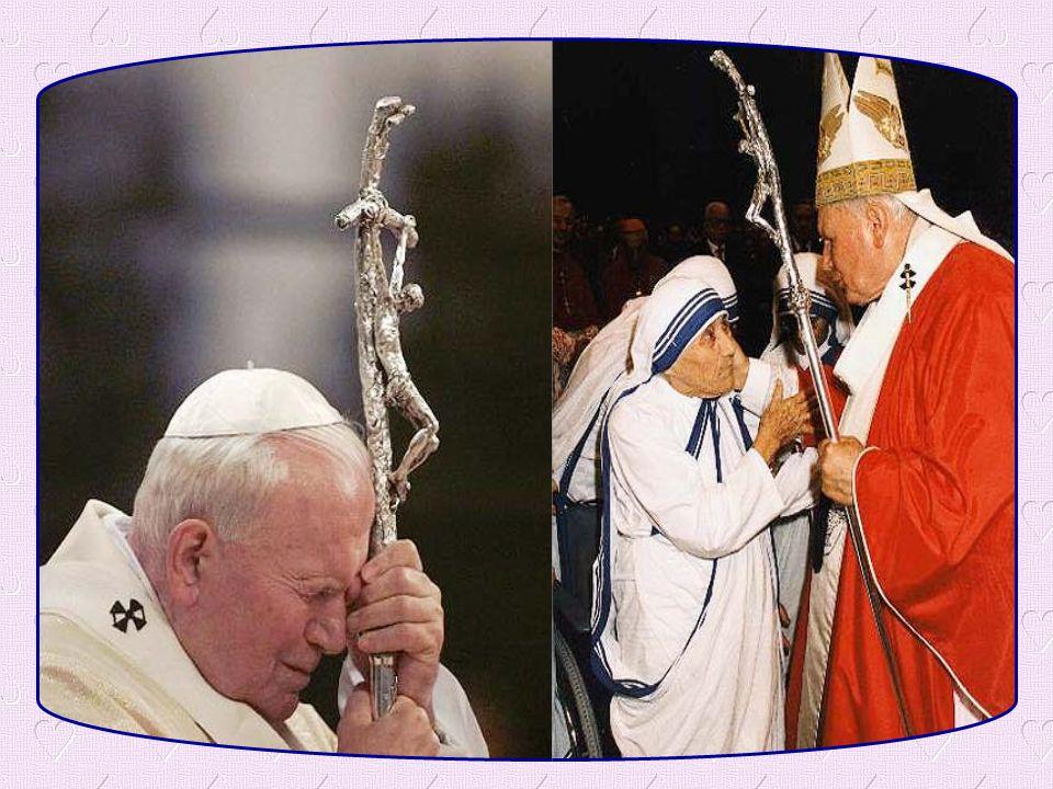 Aiutami ad essere un cristiano vero, che non ha vergogna di mostrare al mondo intero la Croce; aiutami ad essere un testimone coraggioso come Giovanni Paolo II.