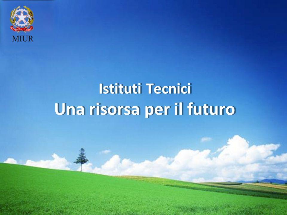 LOGO Istituti Tecnici Una risorsa per il futuro