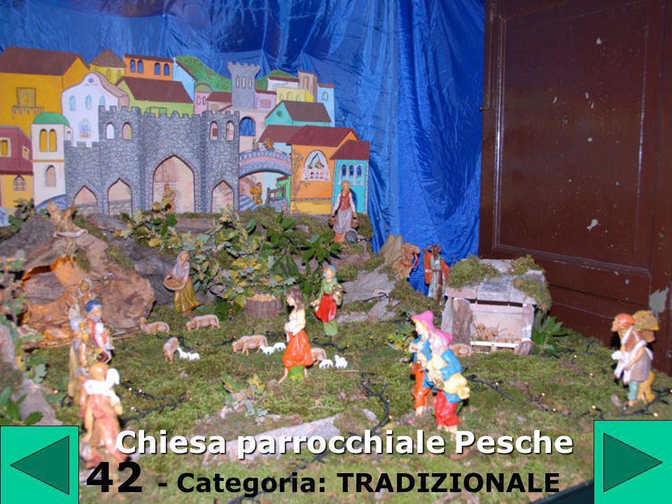 42 Chiesa parrocchiale Pesche 42 - Categoria: TRADIZIONALE