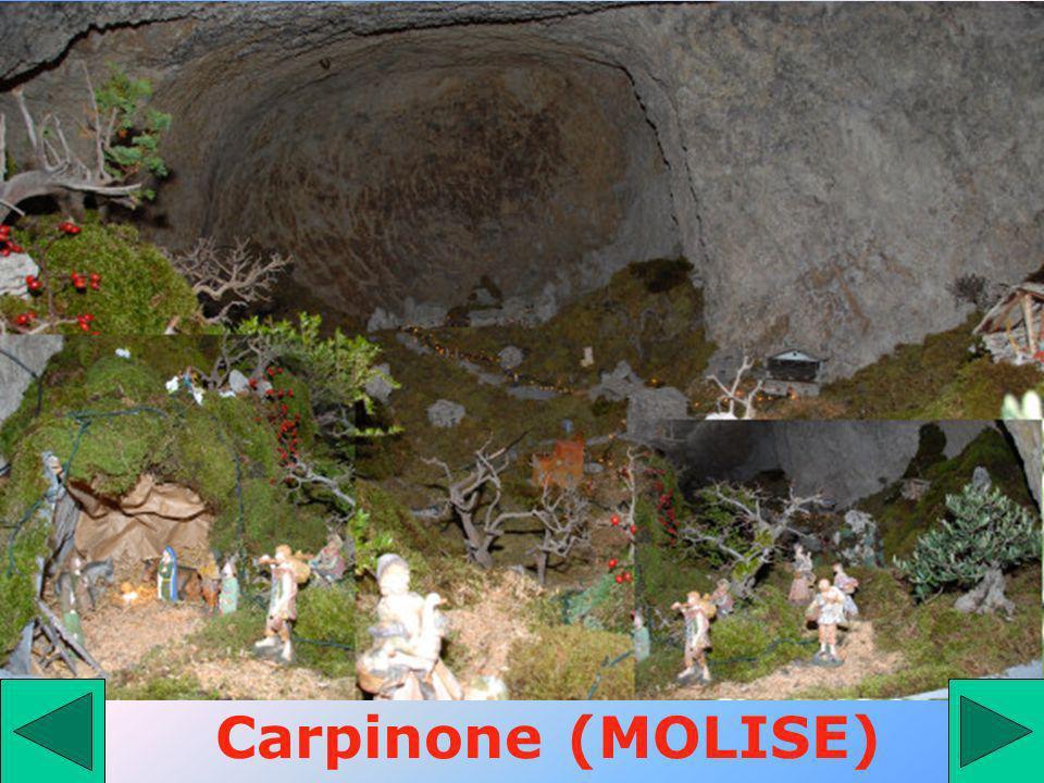 Carpinone (MOLISE)