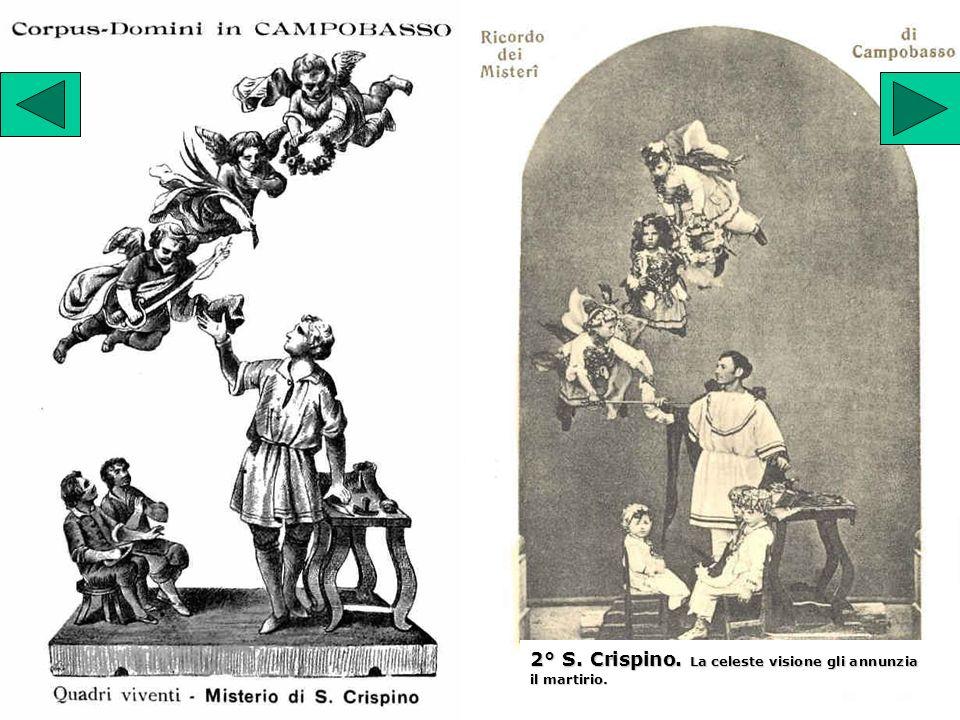 3° S.Gennaro. La protezione del Santo su Napoli ed il miracolo del sangue.