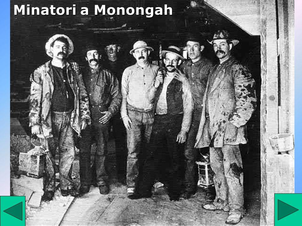 Minatori a Monongah