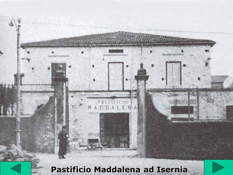 Pastificio Maddalena ad Isernia
