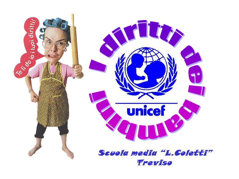 Scuola media L.Coletti Treviso