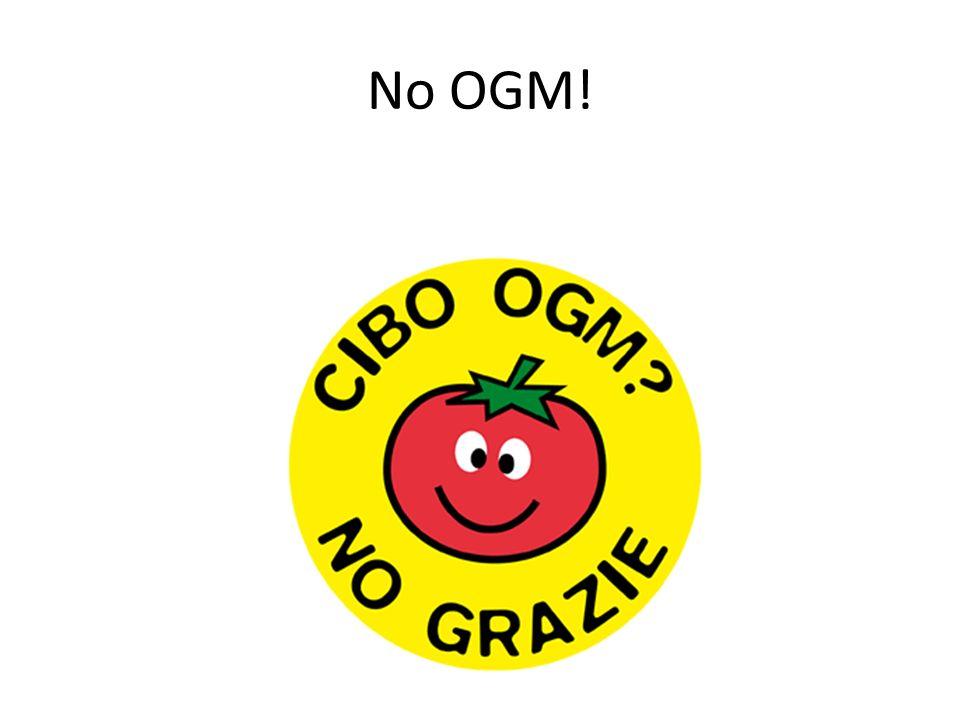 No OGM!