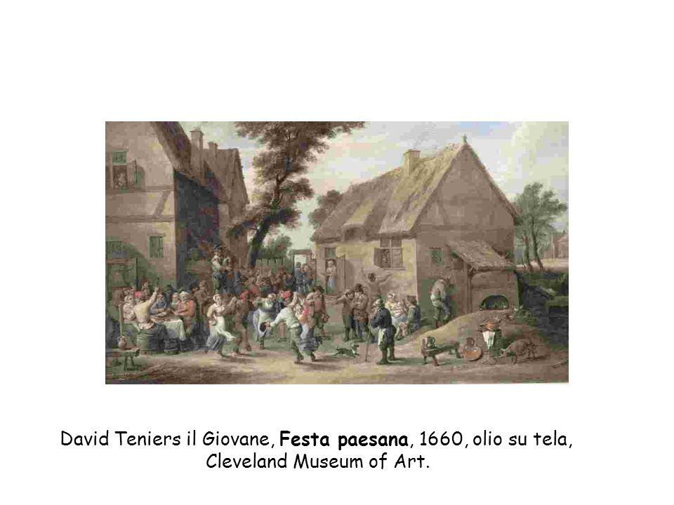 Fratelli le Nain, Il pasto dei contadini, 1642, olio su tela, Louvre, Parigi.