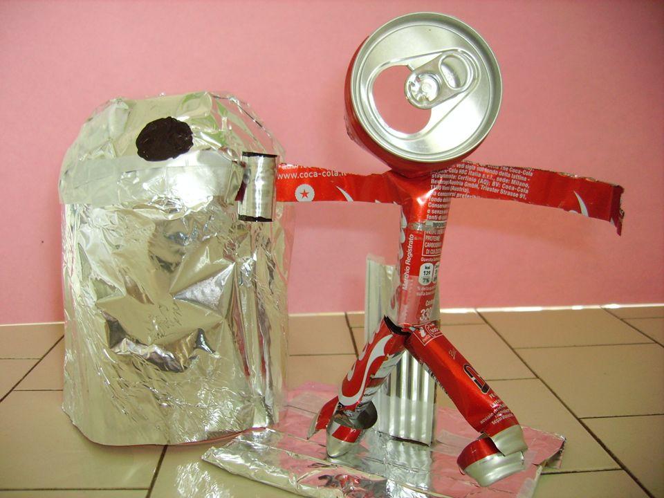 RI CI CLA RE LALLUMINIO Riciclare l alluminio è importante per tutti noi e per l ambiente.