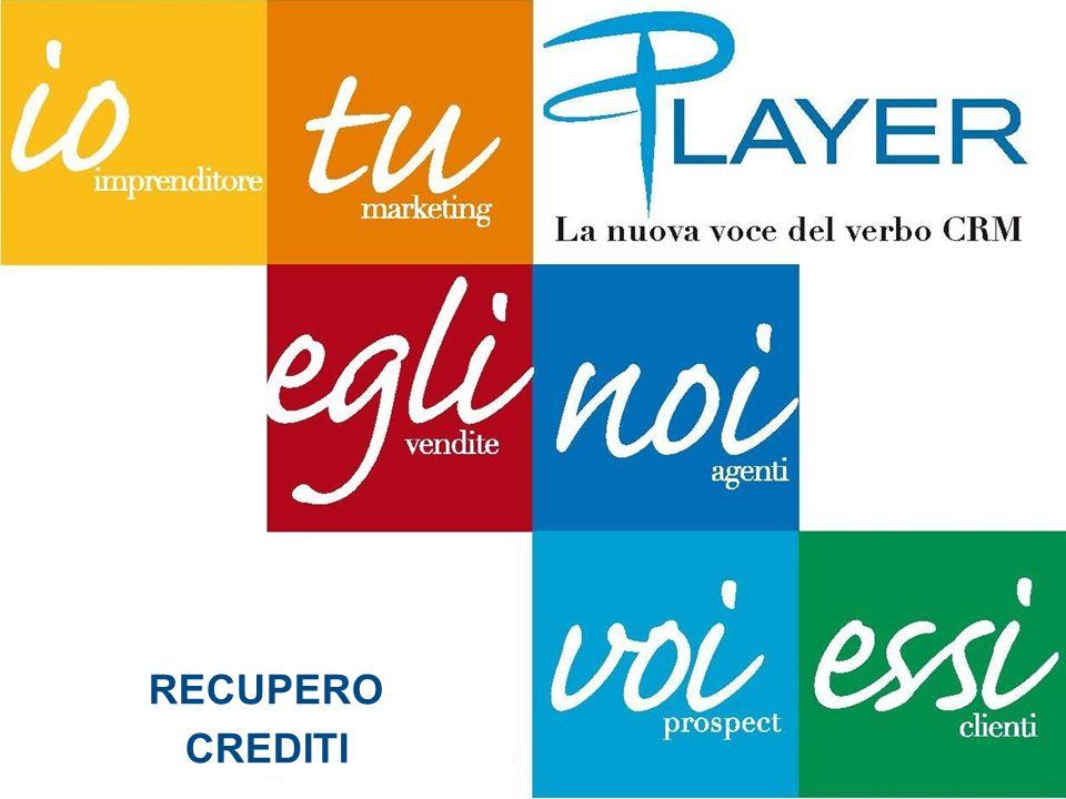 LO SCENARIO Il recupero crediti è unattività tipica (ahimè) delle aziende che viene effettuata dal personale amministrativo e/o dagli agenti.