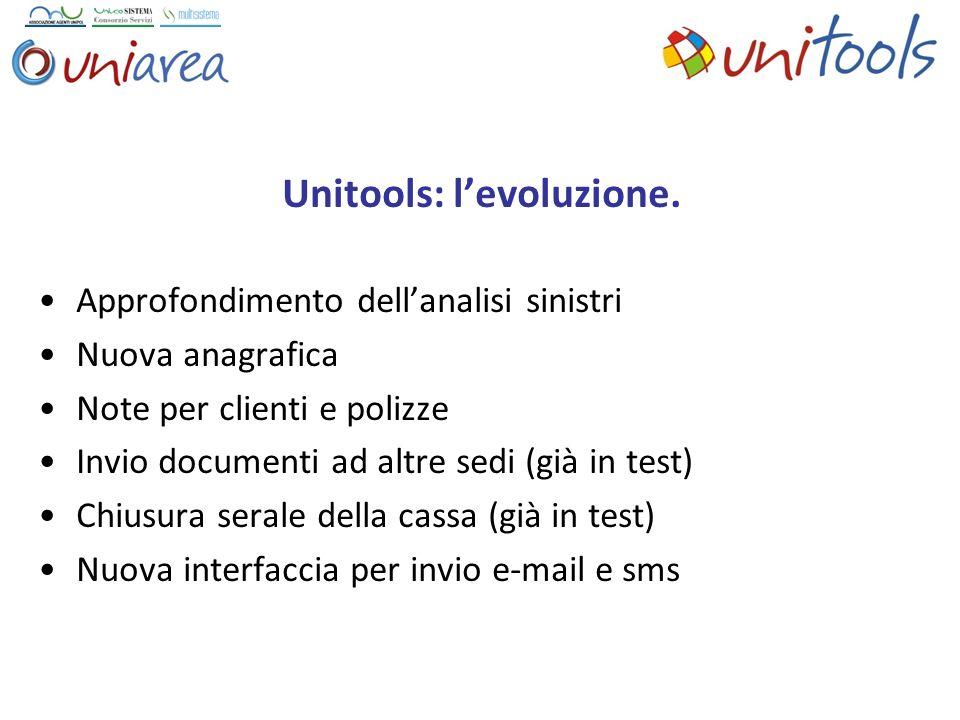 Unitools: levoluzione.