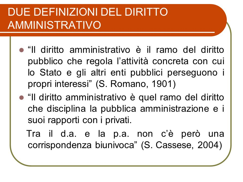 IL CAMMINO DELLA RIFORMA NELLA PROSPETTIVA DELLA SUSSIDIARIETÀ D.lgs.