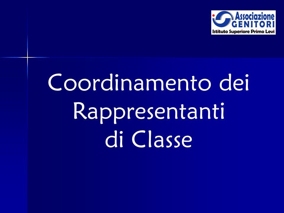 Coordinamento dei Rappresentanti di Classe