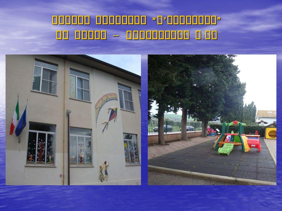 Scuola Infanzia L Aquilone Le Badie - Castellina M. ma
