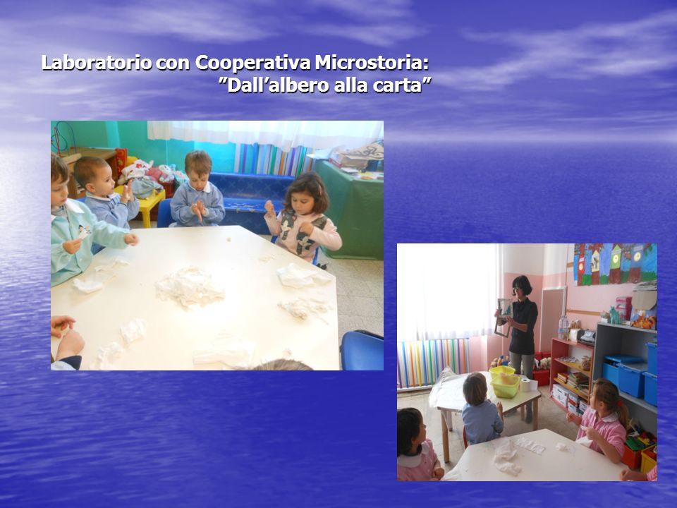 Laboratorio con Cooperativa Microstoria: Dallalbero alla carta