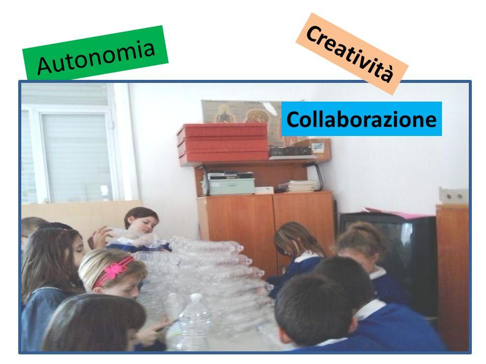 Autonomia Creatività Collaborazione