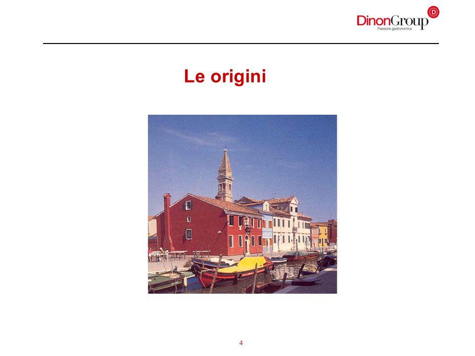 5 1.Le origini e lo sviluppo Semiconserve ittiche tipiche della Laguna di Venezia.