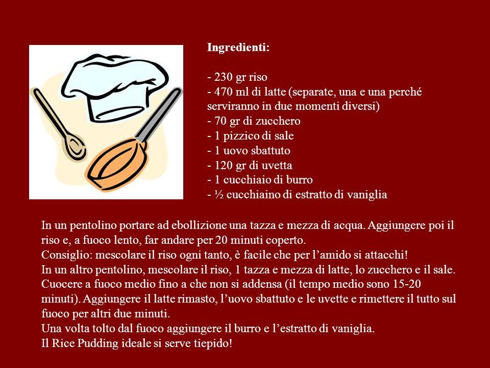 In un pentolino portare ad ebollizione una tazza e mezza di acqua. Aggiungere poi il riso e, a fuoco lento, far andare per 20 minuti coperto. Consigli