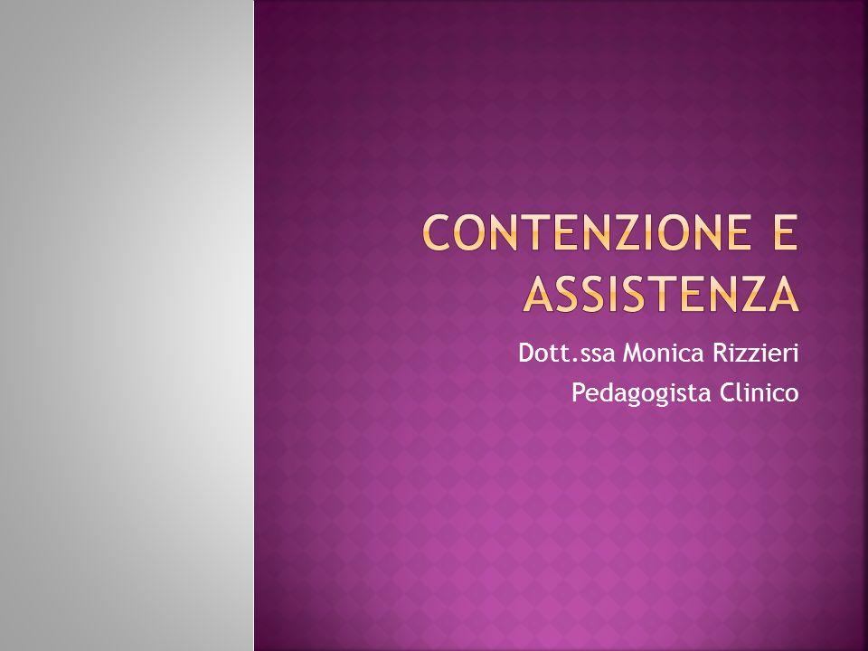 Dott.ssa Monica Rizzieri Pedagogista Clinico