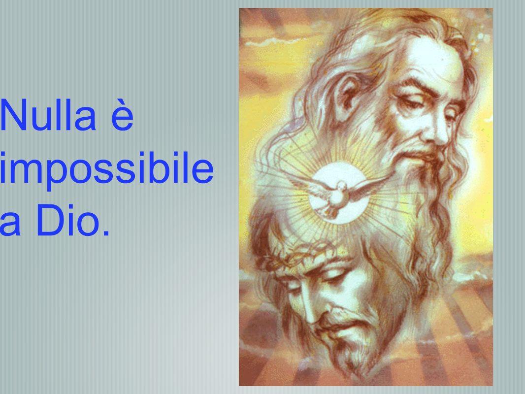 Chi si vanta si vanti nel Signore diceva San Paolo.