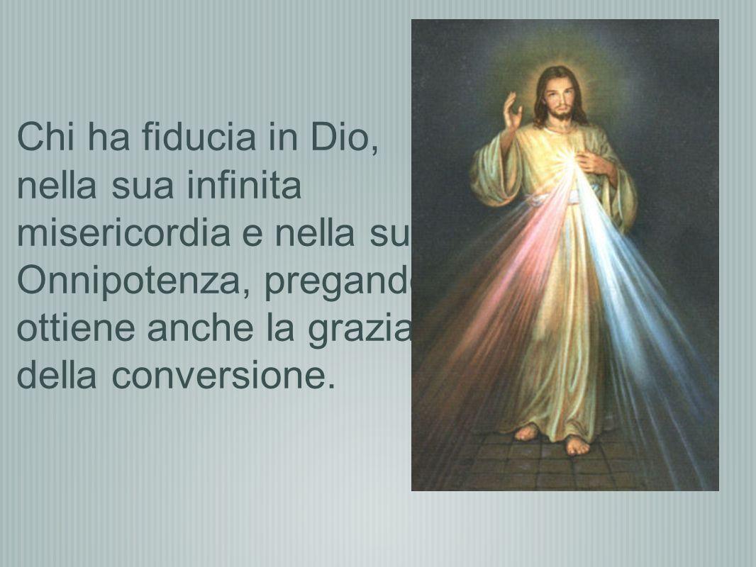 Abbiamo continuamente bisogno di conversione.