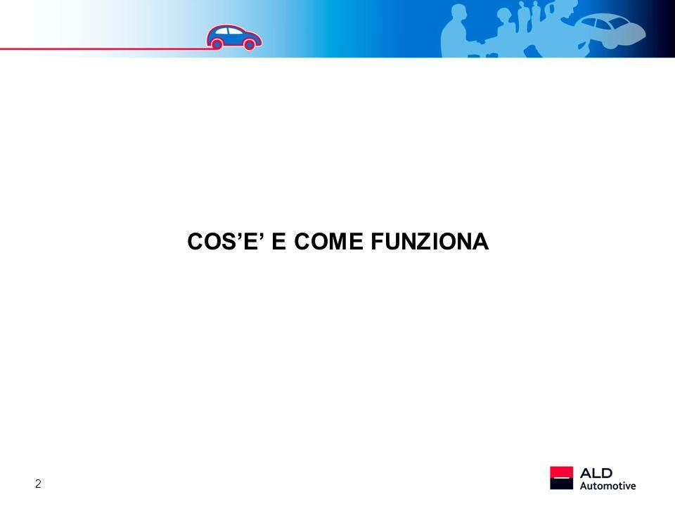 2 COSE E COME FUNZIONA
