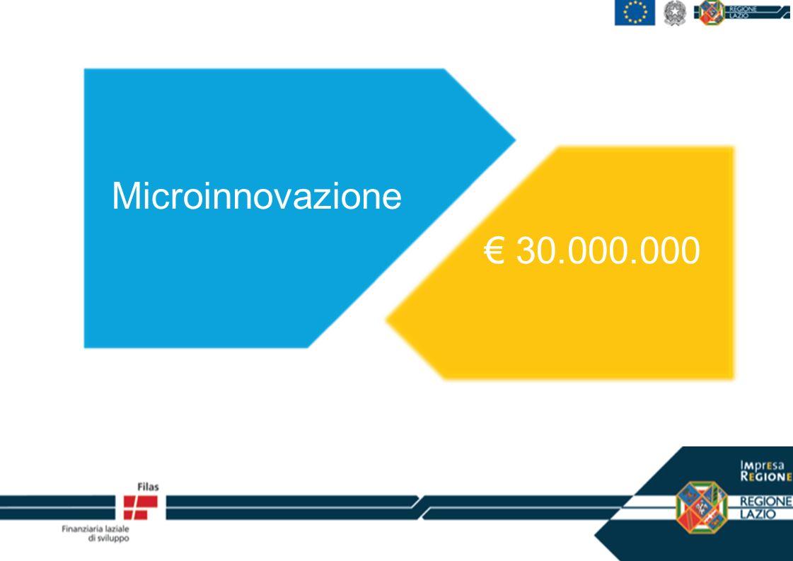11 Microinnovazione 30.000.000