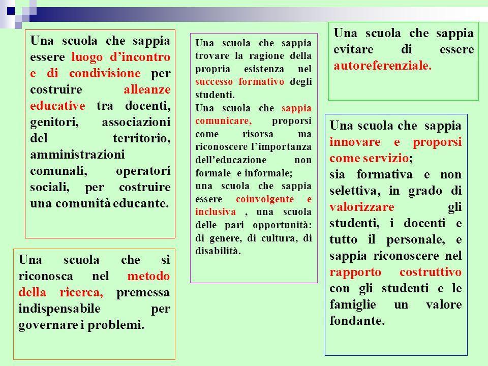 La valutazione degli alunni/e La cosa peggiore che si può dire ad un bambino, ad un ragazzo, ad un figlio, ad un alunno, è dirgli: hai sbagliato.