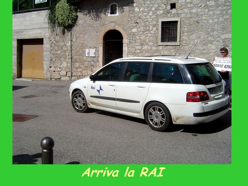Arriva la RAI