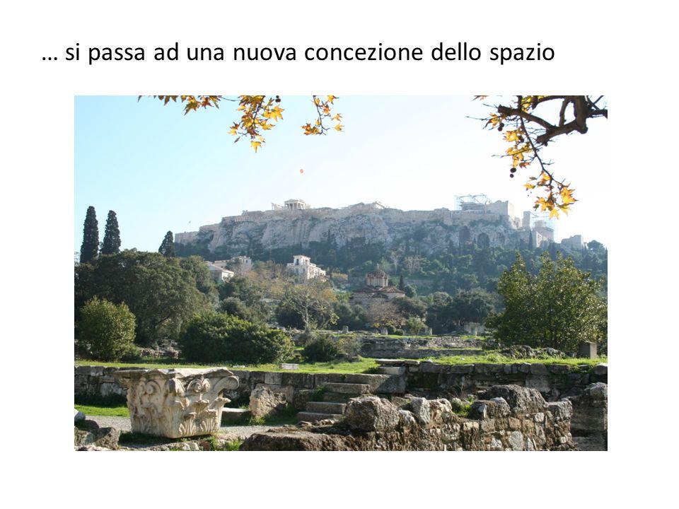 e la nuova occupazione degli spazi sembra ricordare lo scudo di Achille descritto da Omero (Iliade, XVIII, 481 – 613) Lo scudo consisteva di cinque strati, e con arte abilissima vi mise molti ornamenti.
