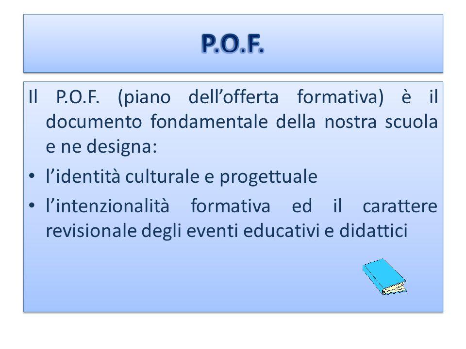 Il P.O.F.