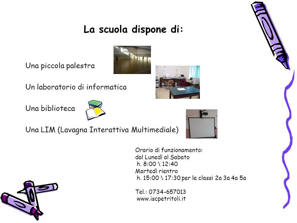 I Progetti La scuola partecipa a numerosi Progetti regionali e provinciali: Intercultura, Expò delle Scienze, Innovascuola