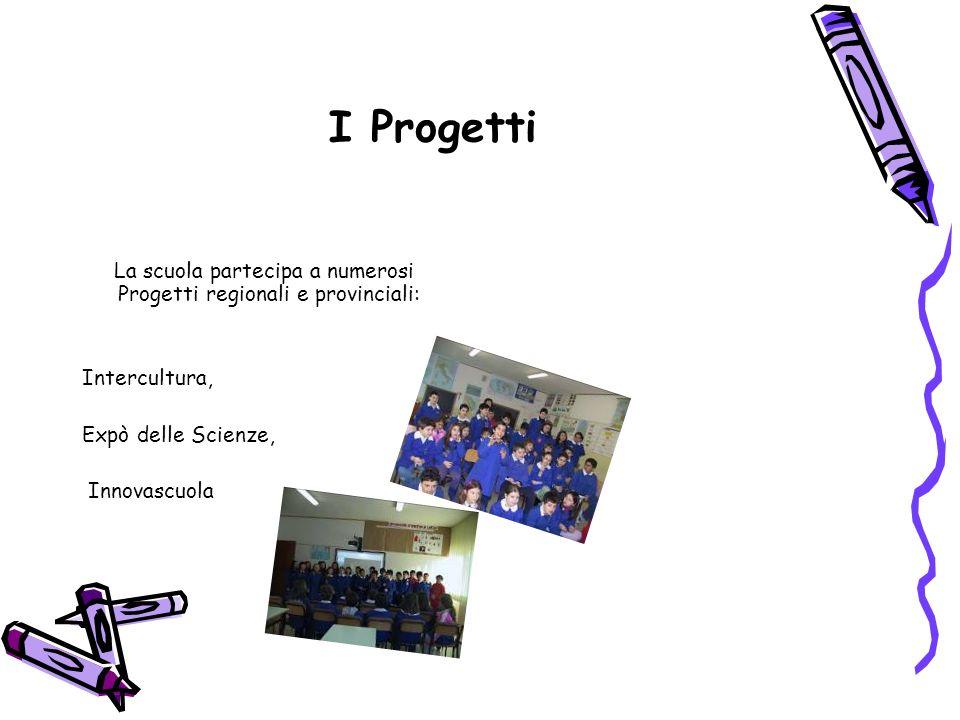 La nostra scuola è attiva Propone numerose attività allinterno dei laboratori e dei progetti.